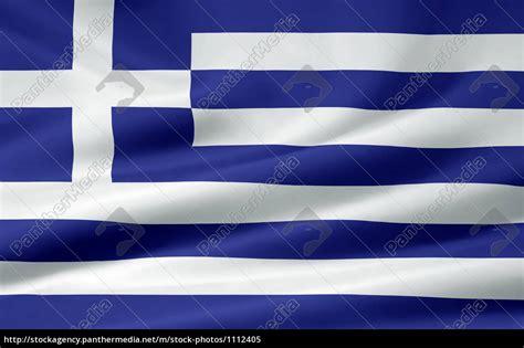 griechische flagge lizenzfreies bild
