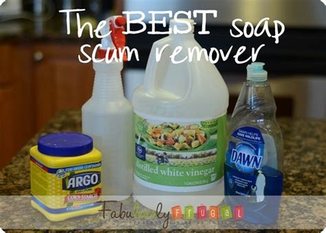 Tile Remover Vinegar by 1000 Ideas About Soap Scum On Shower Cleaning