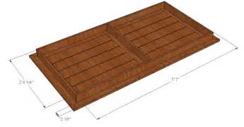 Make Outdoor Wood Table by Build Wooden Cedar Patio Table Plans Plans Download Cedar Wood