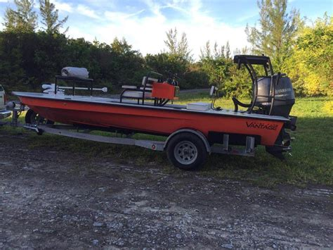 Viper Flats Boats For Sale by Used Flats Boats For Sale 4 Boats