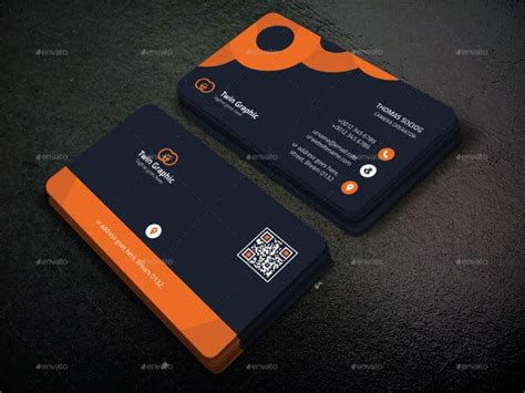 business cards   psd vector ai eps format