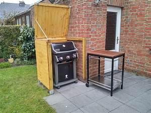 überdachung Für Grill : berdachung f r grillbereich grillforum und bbq www ~ Lizthompson.info Haus und Dekorationen