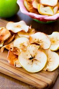 baked cinnamon apple chips sallys baking addiction