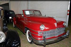 1948 Chrysler Windsor Pictures  History  Value  Research