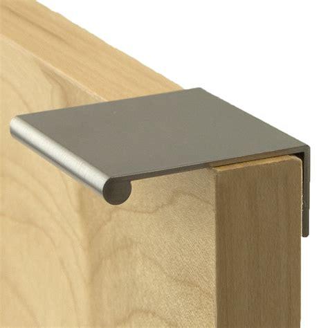 contemporary cabinet finger pulls berenson hardware finger pull atg stores