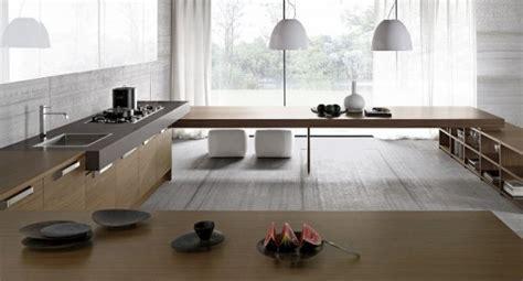 cuisine minimaliste idées pour une cuisine design et minimaliste
