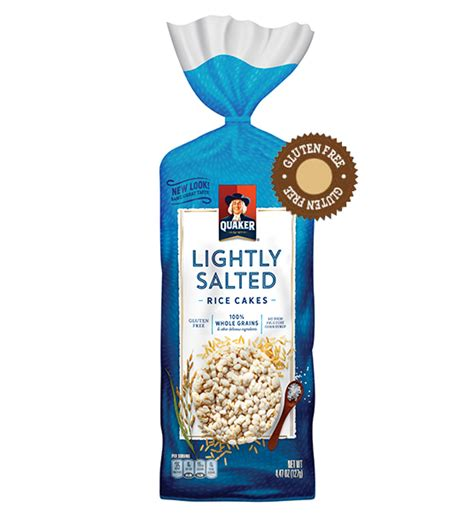 product  products  quaker quaker lightly salted