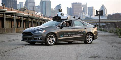 siège auto sécurité voiture autonome uber prend le large et lance des tests