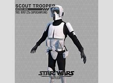Scout Trooper image Star Wars Battlecry Mod DB