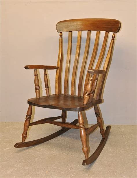 Rocking Chair Conversion Kit Uk by Wlathback Rocking Chair R3387 Antiques Atlas