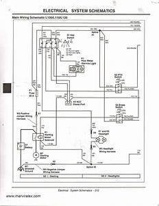 How Can I Get A Wiring Diagram For A Deere L 111  With Out
