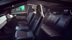 Tesla Cybertruck Interior Images - Foto Truck and Descripstions