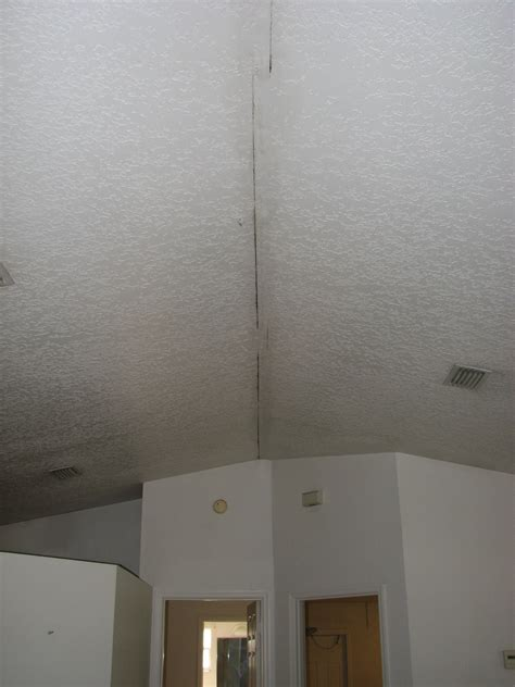 cracks in ceiling drywall seams how to patch a textured drywall ceiling free
