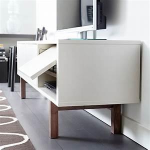Tv 120 Cm : meuble tv largeur 120 cm 7 id es de d coration int rieure french decor ~ Teatrodelosmanantiales.com Idées de Décoration