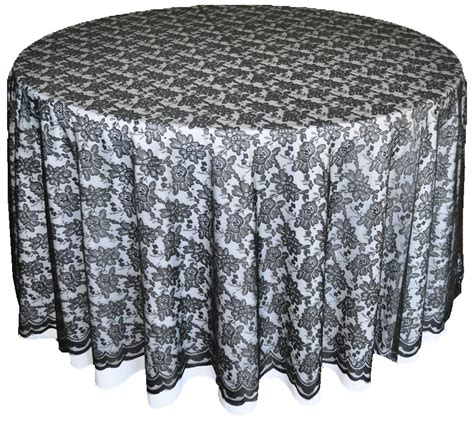 round lace table overlays black lace table overlays linens toppers round