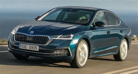 There are four cylinders available in both car engines. 2020 Skoda Octavia: Brand's Future Best-Seller Featured In ...
