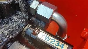 M6800sdt 4wd Cab - Engine Oil Problem