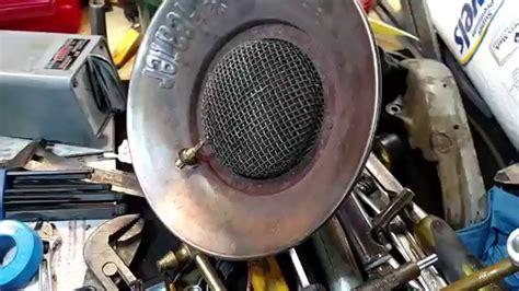 propane heat l wont light repairing a mr heater sunflower heater that won t light