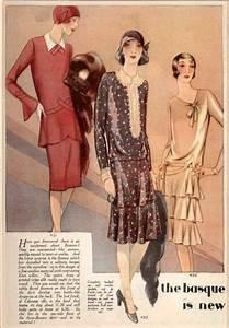 Vetement Annee 30 : les ann es folles de la mode de 1920 1939 vintage photos en 2019 ~ Dode.kayakingforconservation.com Idées de Décoration
