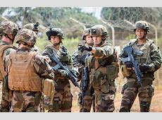 French Foreign Legion Operations October 2015 French
