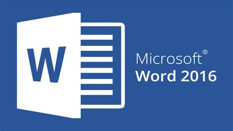 Microsoft Word 2016 by Microsoft Word 2016 Vision Systems