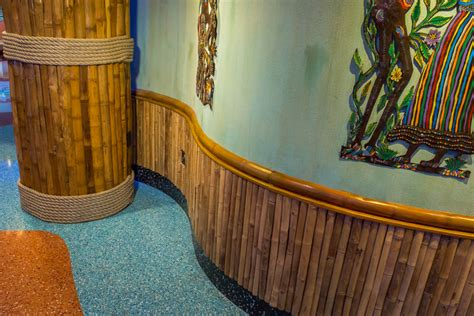 The Beauty Of Bamboo Wainscoting And It's Many