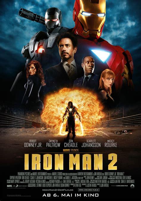 Iron Man 2 (2010) • Moviesfilmcinecom