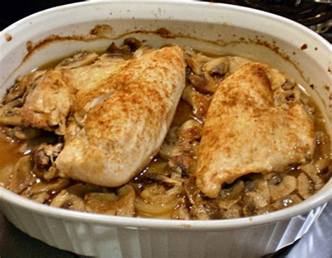 chicken breast casserole object moved