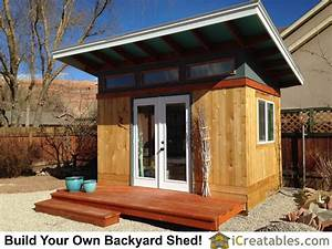 Pictures, Of, Modern, Sheds