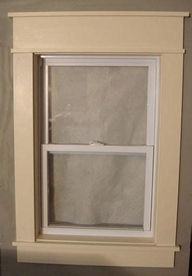 pre assembled window casing spartan woodworking