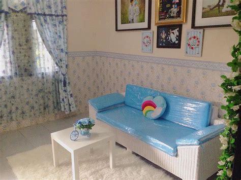 dekorasi ruang tamu ukuran minimalis desain rumah