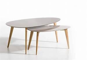 Tables Gigognes Ikea : nos 10 tables gigognes coup de coeur femme actuelle ~ Teatrodelosmanantiales.com Idées de Décoration
