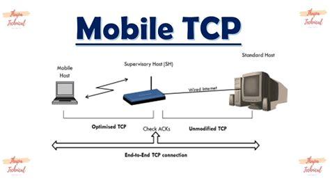 mobile tcp  mobile computing  hindi advantages