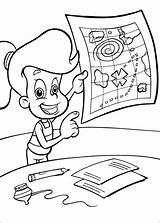 Jimmy Neutron Colorir Desenhos Disegni Dibujos Coloriage Coloring Ausmalbilder Colorear Pintar Genius Boy Coloriez Stampare Miniature Colorare Bimbi Adventures Actividades sketch template