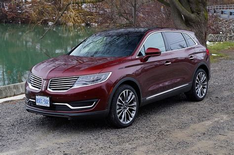 review  lincoln mkx canadian auto review