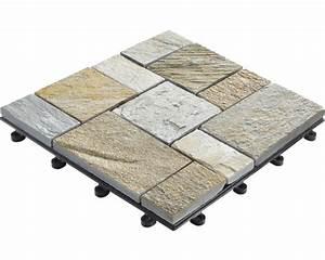 Klick Fliesen Stein : klickfliese rusty quarz 30 x 30 cm bei hornbach kaufen ~ Eleganceandgraceweddings.com Haus und Dekorationen