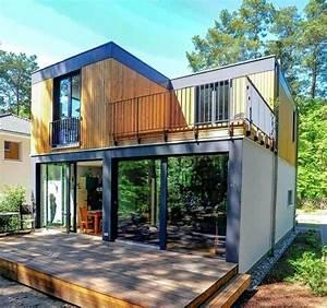 Huf Haus Gebraucht : haus verlangern mit fertigteilen anbau idee das hausbau module ~ Bigdaddyawards.com Haus und Dekorationen