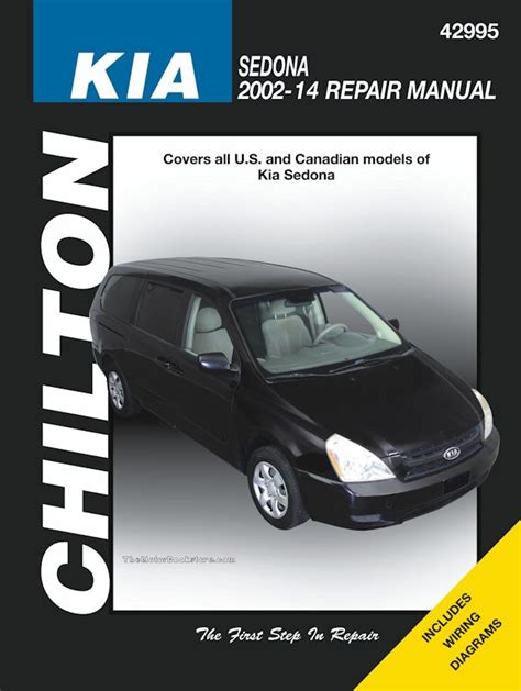 car repair manual download 2012 kia rio spare parts catalogs kia sedona chilton service repair manual 2002 2014 42995