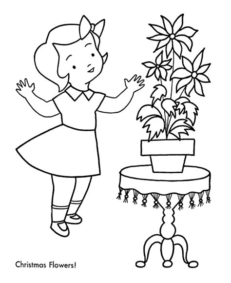 Christmas Decorations Coloring Pages  Coloring Home