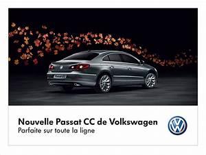 Nouvelle Passat Cc : volkswagen nouvelle passat cc campagne de lancement on behance ~ Medecine-chirurgie-esthetiques.com Avis de Voitures