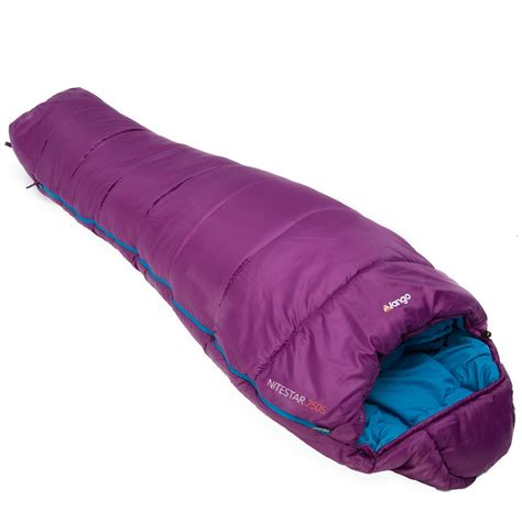 vango nitestar 250 sleeping bag tent buyer compare