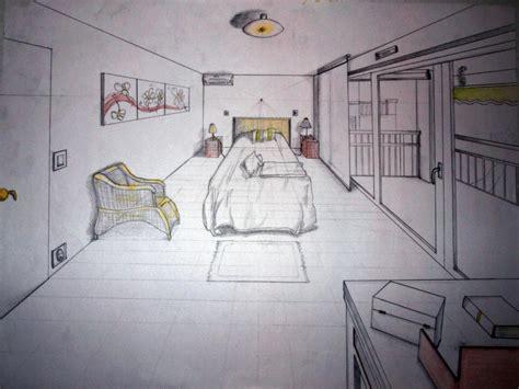 chambre en perspective dessin emejing chambre en perspective lineaire ideas ridgewayng
