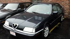 1994 Alfa Romeo 164l Ls Stock   9036 For Sale Near