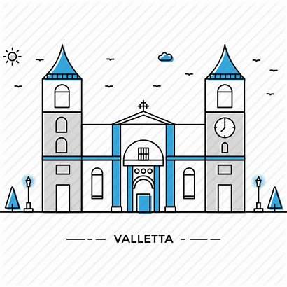 Capital Building Valletta Monument Landmark Architecture State