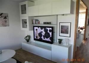 Meuble Tv Besta : composition besta ikea salon pinterest composition ~ Melissatoandfro.com Idées de Décoration