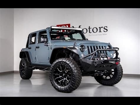2015 Jeep Wrangler Unlimited Sport for sale in Tempe, AZ