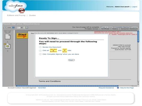 form cms 10106 under the hood of a salesforce business application