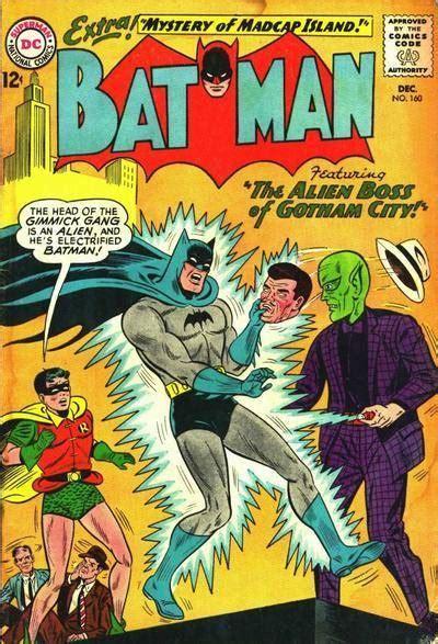 batman   alien boss  gotham city issue