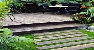 Faire Une Alle De Jardin Fixe Ou Mobile En Palettes Bois