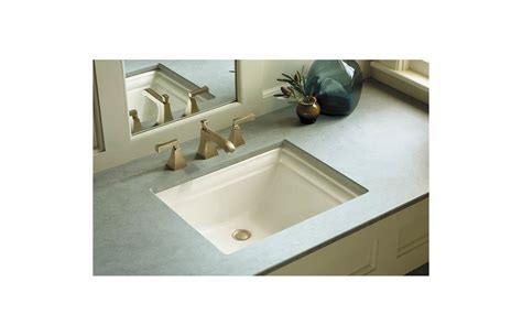 kohler memoirs undermount sink faucet k 2339 0 in white by kohler